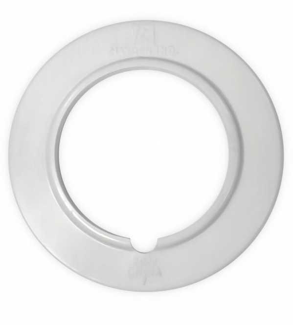 Anneau Pvc Blanc Cache Trou Accessoires Aspiration Drainvac Co 0601 S A S Pailloux