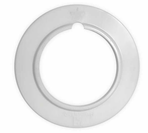 Anneau Pvc Blanc Cache Trou 51 Mm Accessoires Aspiration